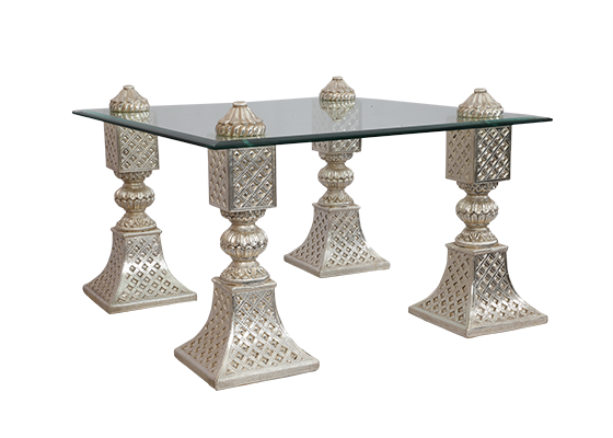 Rose Chess Table